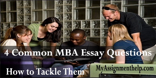 essay on pursuing my mba