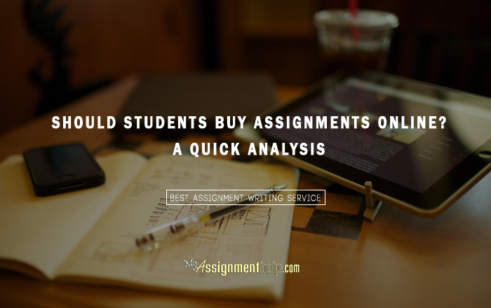 buy assignments online Buy assignment are you in need of a place to purchase a custom assignment online if so, the team at ultius can help you out our professional, american writing.