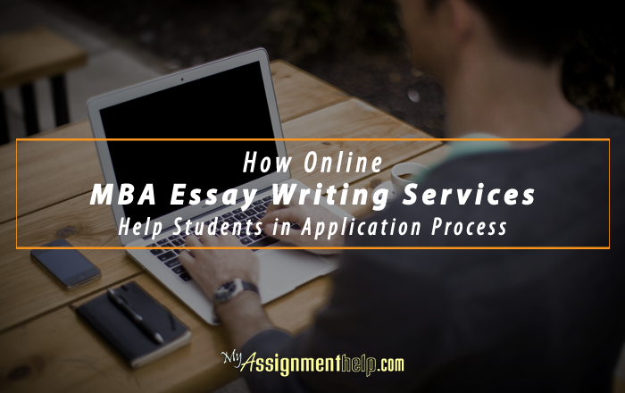 mba application essay services