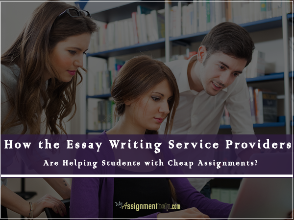 essay writing service cheap