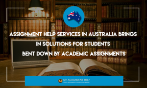 Assignment Help Services in Australia